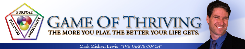 Game of Thriving